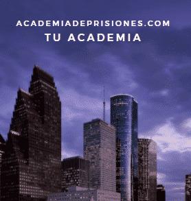 La academia OPOSICIONES FUNCIONARIOS DE PRISIONES